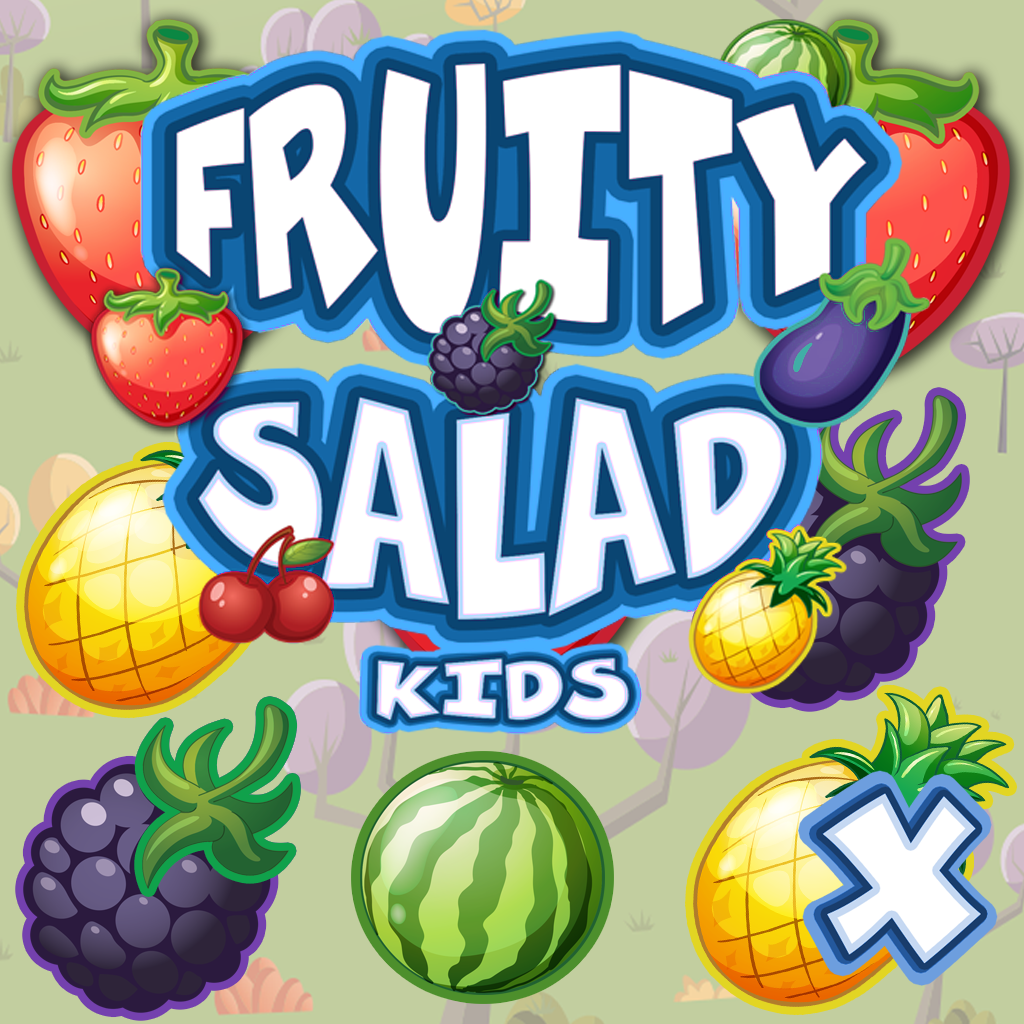 Fruity Salad Kids X